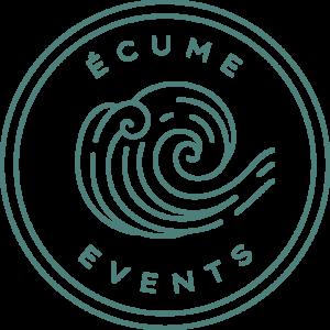 Logo Ecume Events